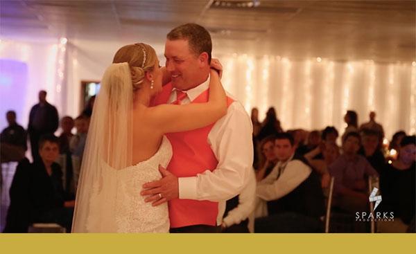Wedding Videographer Testimonial