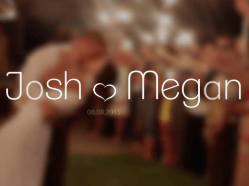 Josh & Megan