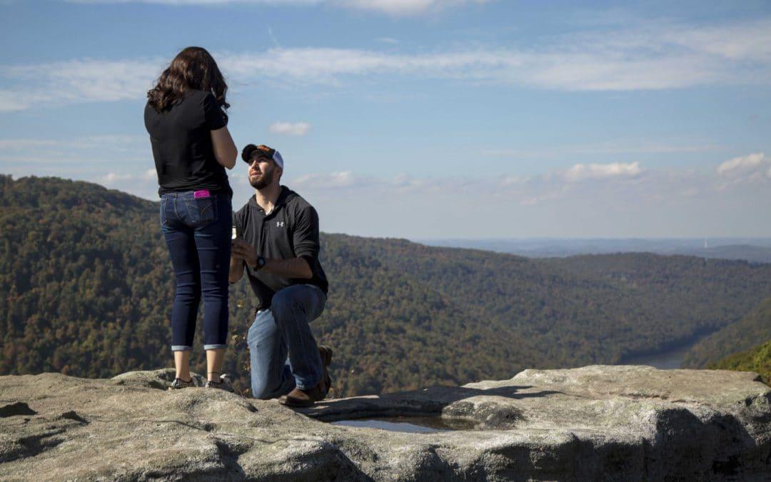 Coopers Rock Proposals
