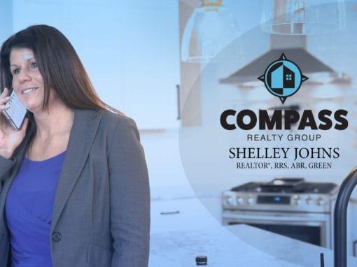 Meeting Shelley Johns