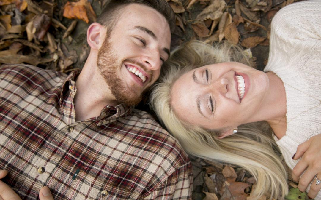 Ohiopyle Engagement Photography