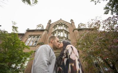 Skylar & Ryan | Bethany, WV Photography | Engagement Session