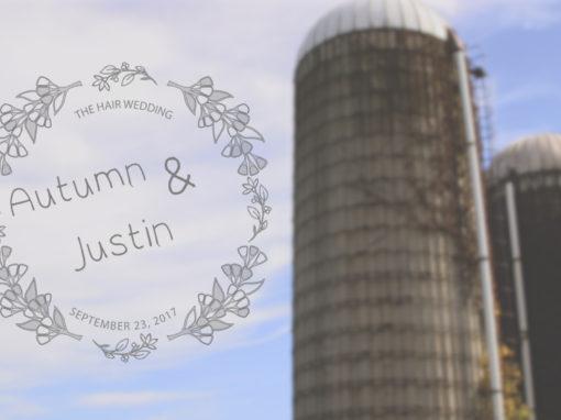 Autumn & Justin