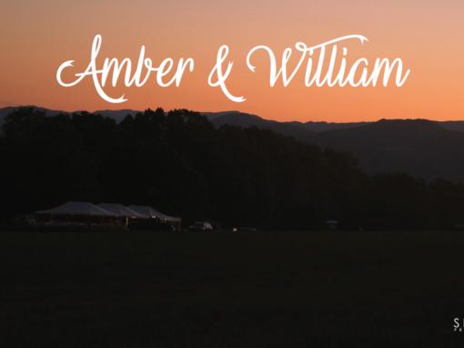 Amber & William