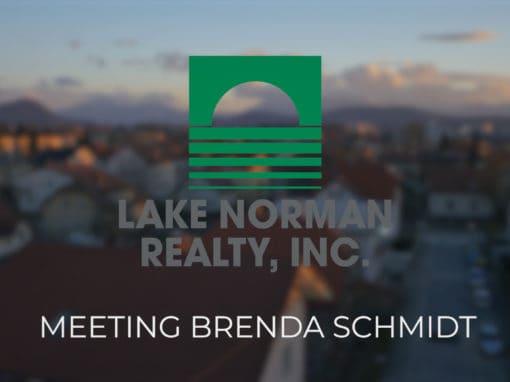 Meeting Brenda Schimdt
