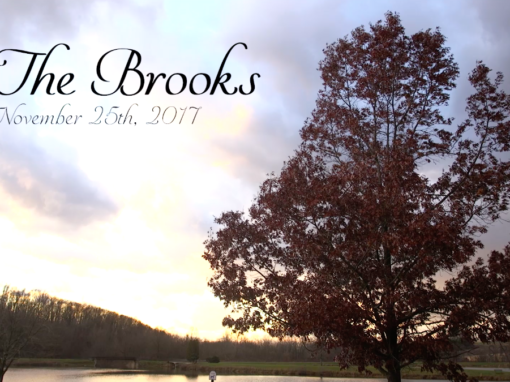 The Brooks Wedding