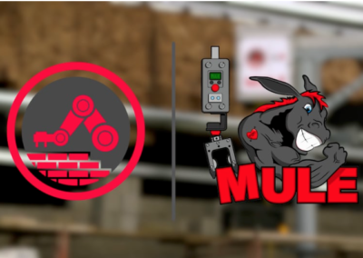 The Mule | Construction Robotics