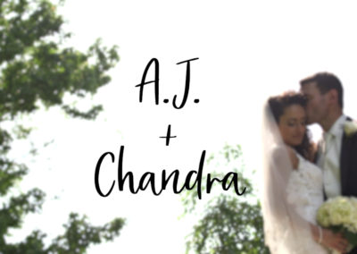 A.J. + Chandra