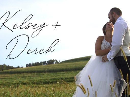 Kelsey + Derek