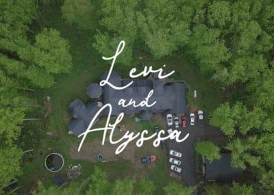 Levi & Alyssa