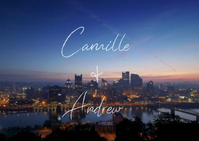 Camille & Andrew