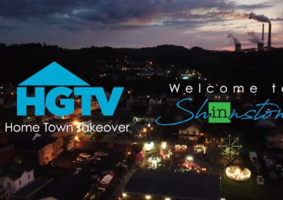 HGTV Home Town Takeover