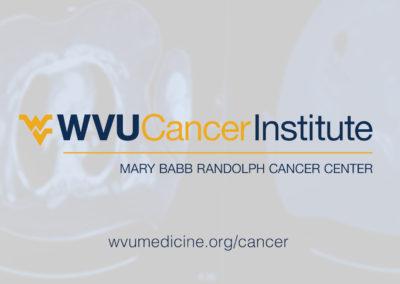 WVU Cancer Institute | 30 Spot